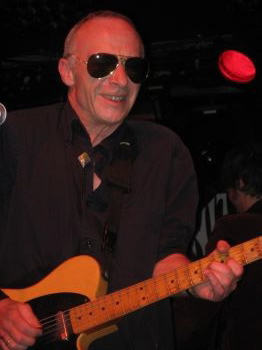 Graham Parker will get sacred and profane at the Rubin (photo by twi-ny/mdr)