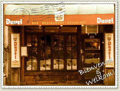 Belgian Bxl Cafe New York