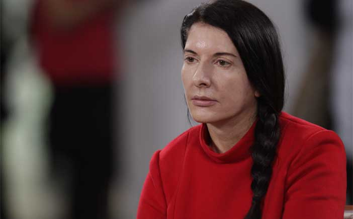 This week in new york the contenders 2012 marina abramovi the artist is present thecheapjerseys Image collections