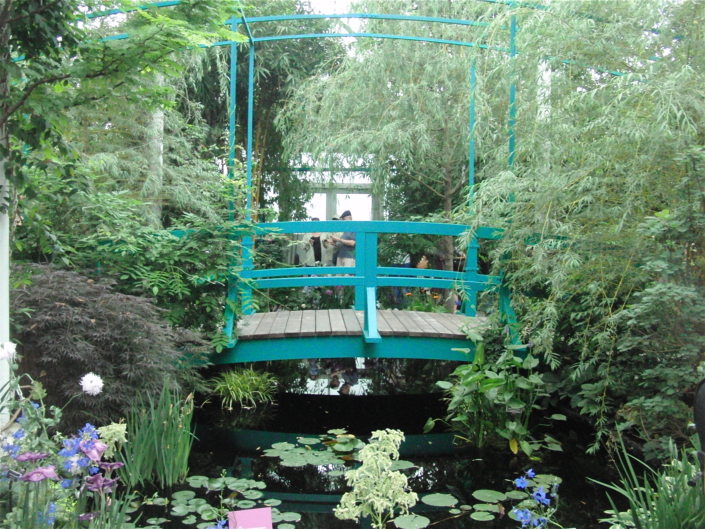 Garden Will Change With The Seasons At The New York Botanical