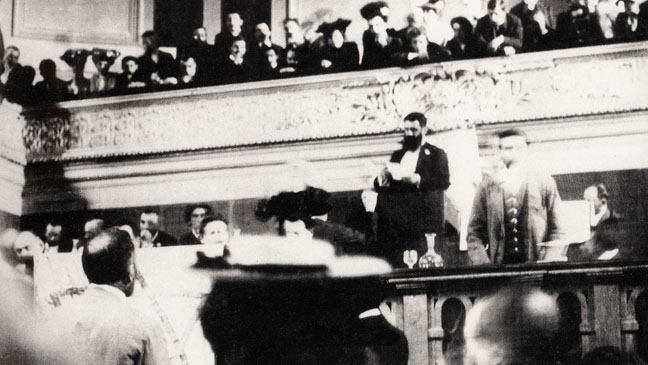 the life and works of theodore herzl 1/2 it is no dream: the life of theodor herzl this documentary about the founder  of zionism is  others felt that argentina might work better.