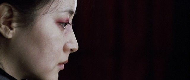 Lee Geum-ja (Lee Young-ae) has revenge and more on her mind in Park Chan-wook thriller