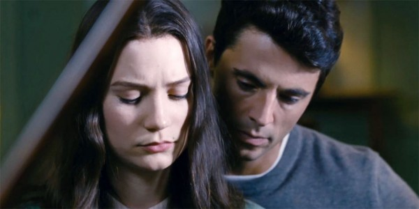 India (Mia Wasikowska) and Uncle Charlie (Matthew Goode) develop a rather unusual relationship in STOKER