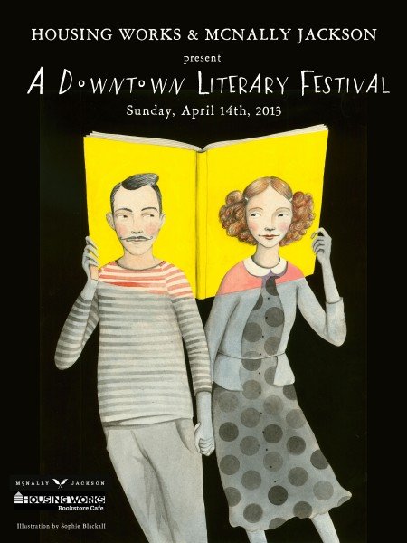 downtown literary festival