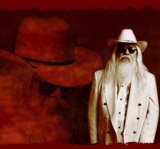 Leon Russell will be in Rockefeller Park on July 10