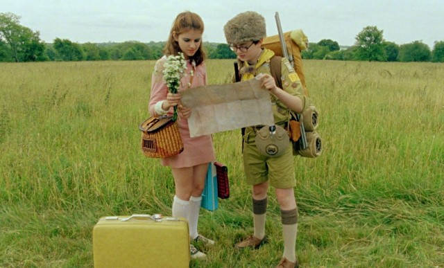 Movie fans can find the underrated MOONRISE KINGDOM in Hudson River Park on July 31