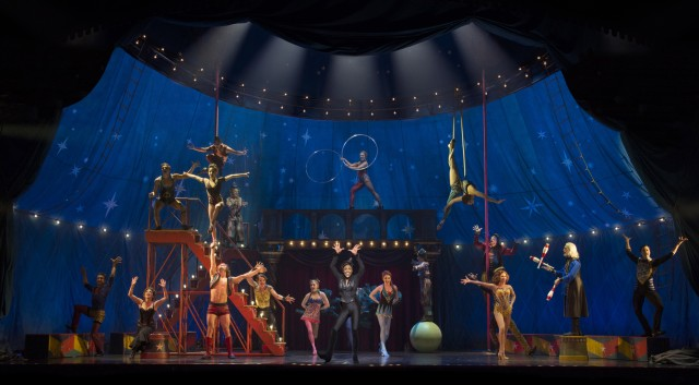 Talented troupe dazzles in new Broadway production of PIPPIN (photo © 2013 Joan Marcus)
