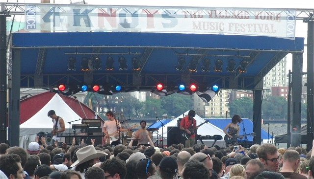 Titus Andronicus will headline RiverRocks on August 8 (photo by twi-ny/mdr)