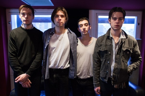 Danish punks Iceage headline MHOW show on opening night of Northside Festival