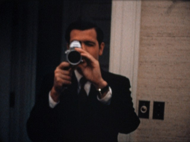 Deputy Assistant Dwight Chapin zooms in on the Nixon White House in all-archival documentary (Super 8 film still, Dipper Films)