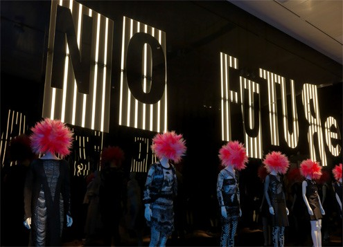 """The Met's """"Punk"""" show is in its last days; may it rest in peace (photo © the Metropolitan Museum of Art)"""