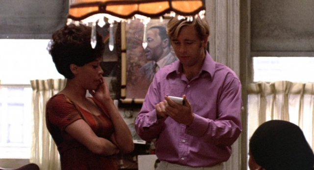 Elgar has a whole lot of learning to do in Hal Ashby's New York City-set black comedy