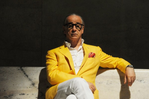 Toni Servillo is spectacular as an Italian writer looking back on his life in Paolo Sorrentino's THE GREAT BEAUTY