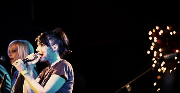 Kathleen Hanna gets her message out with Bikini Kill, Le Tigre, and the Julie Ruin