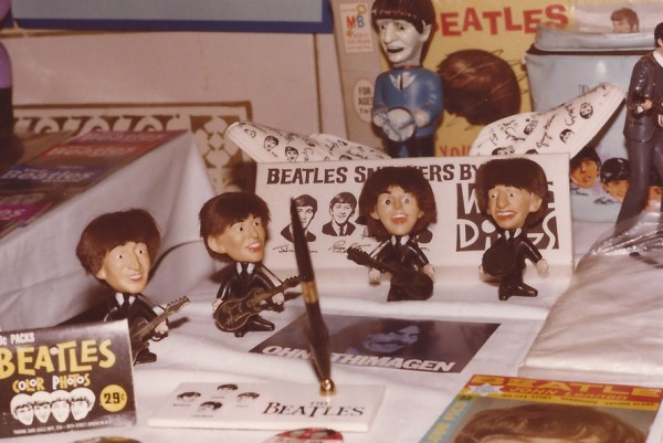 Lots of Fab Four memorabilia will be on sale and on view at the fortieth anniversary of the Fest for Beatles Fans