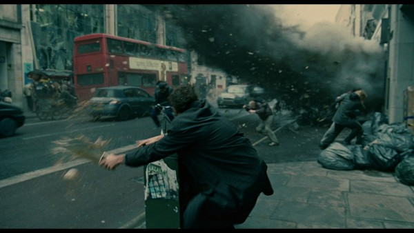 CHILDREN OF MEN predicts a bleak future for humankind