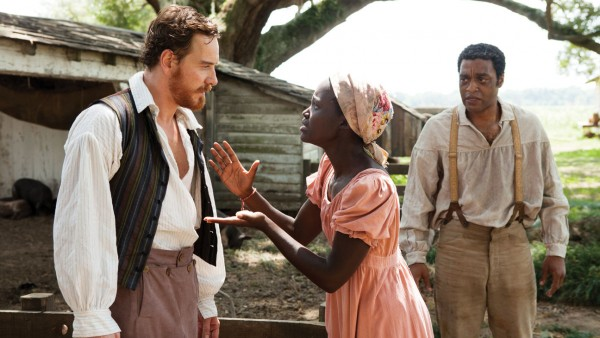 Michael Fassbender, Lupita Nyong'o, and Chiwetel Ejiofor all received Oscar nods in Steve McQueen's harrowing historical epic
