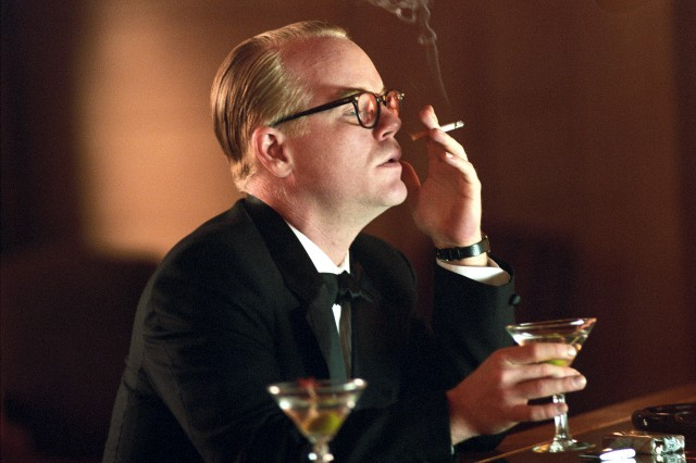Philip Seymour Hoffman won an Oscar for his portrayal of Truman Capote