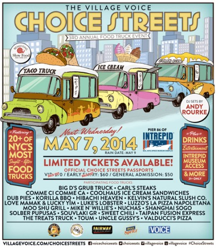 choice streets 2014