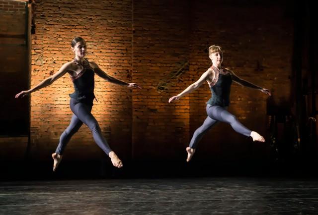 Pam Tanowitz's PASSAGEN is part of Lincoln Center dance program (photo by Yi-Chun Wu)