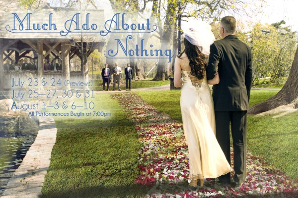 Smith Street Stage celebrates its fifth year of presenting Shakespeare in Carroll Park with MUCH ADO ABOUT NOTHING