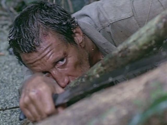 Roy Scheider goes on an existential voyage of the soul in William Friedkin's SORCERER