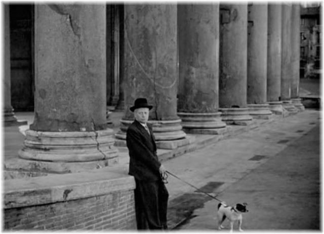 De Sica Neorealist classic is the heartbreaking story of a man and his dog
