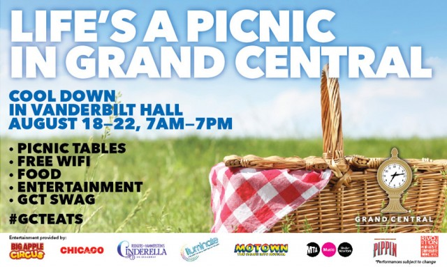 lifes a picnic