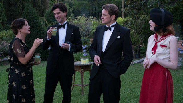 Marcia Gay Harden, Hamish Linklater, Colin Firth, and Emma Stone fail to bring magic to MOONLIGHT