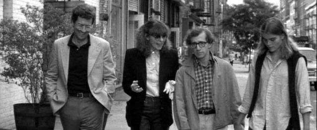 Michael Murphy, Diane Keaton, Woody Allen, and Mariel Hemingway star in Allen's love letter to New York City