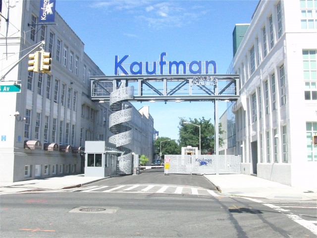Kaufman Astoria Studios and the Museum of the Moving Image will be the site of a movie street fair and celebration (photo by twi-ny/mdr)