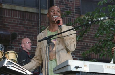 Dave Chappelle invites everyone to his Bed-Stuy block party