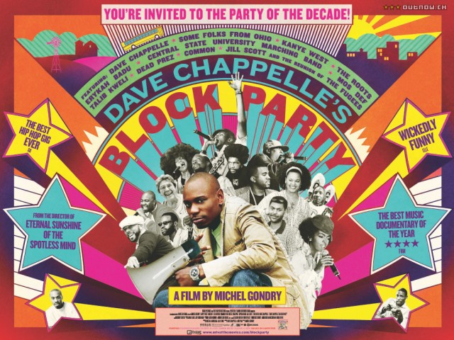dave chappelle block party