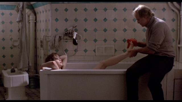Jeanne and Paul develop a complicated sexual relationship in LAST TANGO