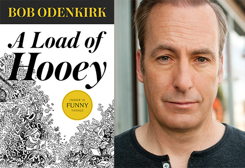 Bob Odenkirk will be at McNally Jackson for a reading and signing, followed by a New York Comedy Festival performance at the Gramercy