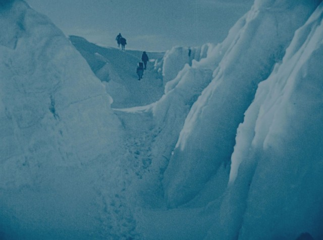 Striking document of 1924 attempt to climb Mount Everest has been restored by the British Film Institute