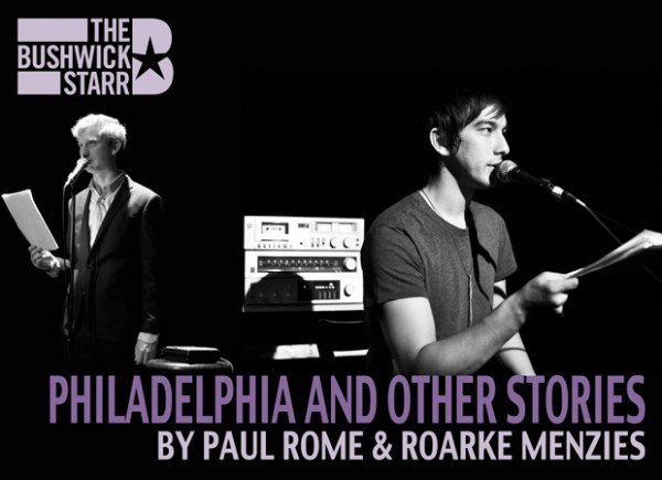PHILADELPHIA AND OTHER STORIES