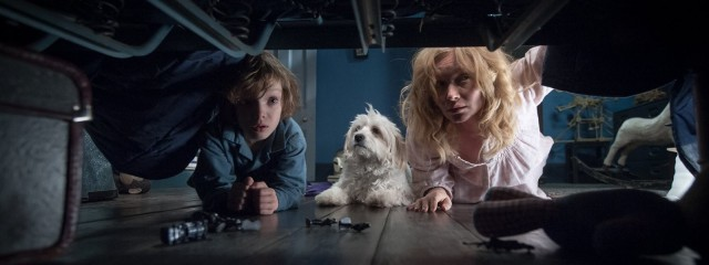 Writer-director Jennifer Kent brings out classic horror tropes in her feature debut, the sleeper hit THE BABADOOK