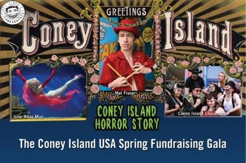 coney island horror story