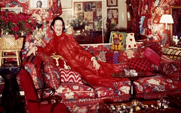 Documentary about Diana Vreeland is a colorful look inside the High Priestess of Fashion