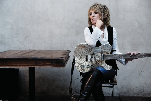 Lucinda Williams will get reflective in Prospect Park on June 24