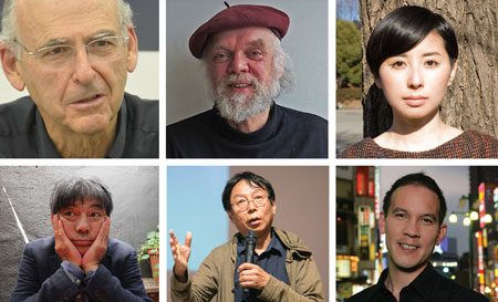 Translators and authors will gather at Japan Society for special discussion on May 7