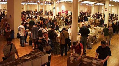 Annual WFMU Record Fair moves into Brooklyn Expo Center this weekend