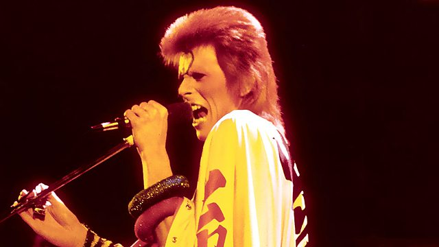 ZIGGY STARDUST concert film will have a special free screening in Morningside Park on July 27, along with a look-a-like contest