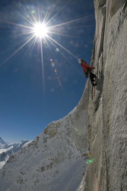 Three men seek to reach the summit of Mount Meru in gripping documentary (photo © Jimmy Chin)