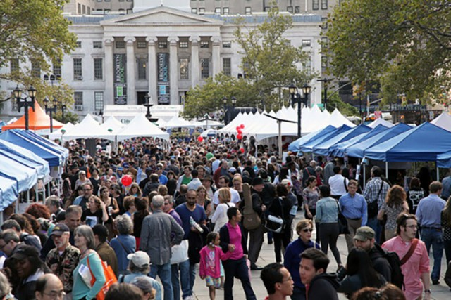 Lovers of all things literature will flock to Brooklyn this year for tenth annual Brooklyn Book Festival