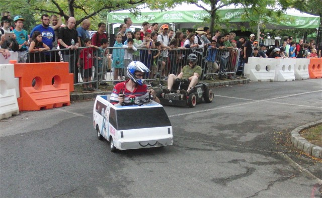 Sixth annual World Maker Faire New York zooms into Queens this weekend (photo by twi-ny/mdr)