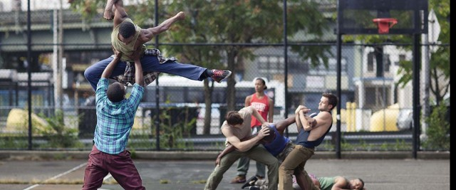 Choreographer Kyle Abraham and jazz drummer Otis Brown III will team up for outdoor sound and movement workshop in Times Square on October 12