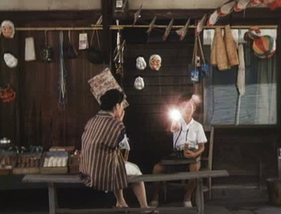 Obayashi shines a light on wartime Japan in unusual coming-of-age drama