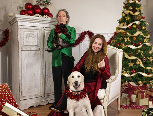 Harry Shearer and Judith Owen will celebrate Christmas in their own unique way on December 1 at BAM